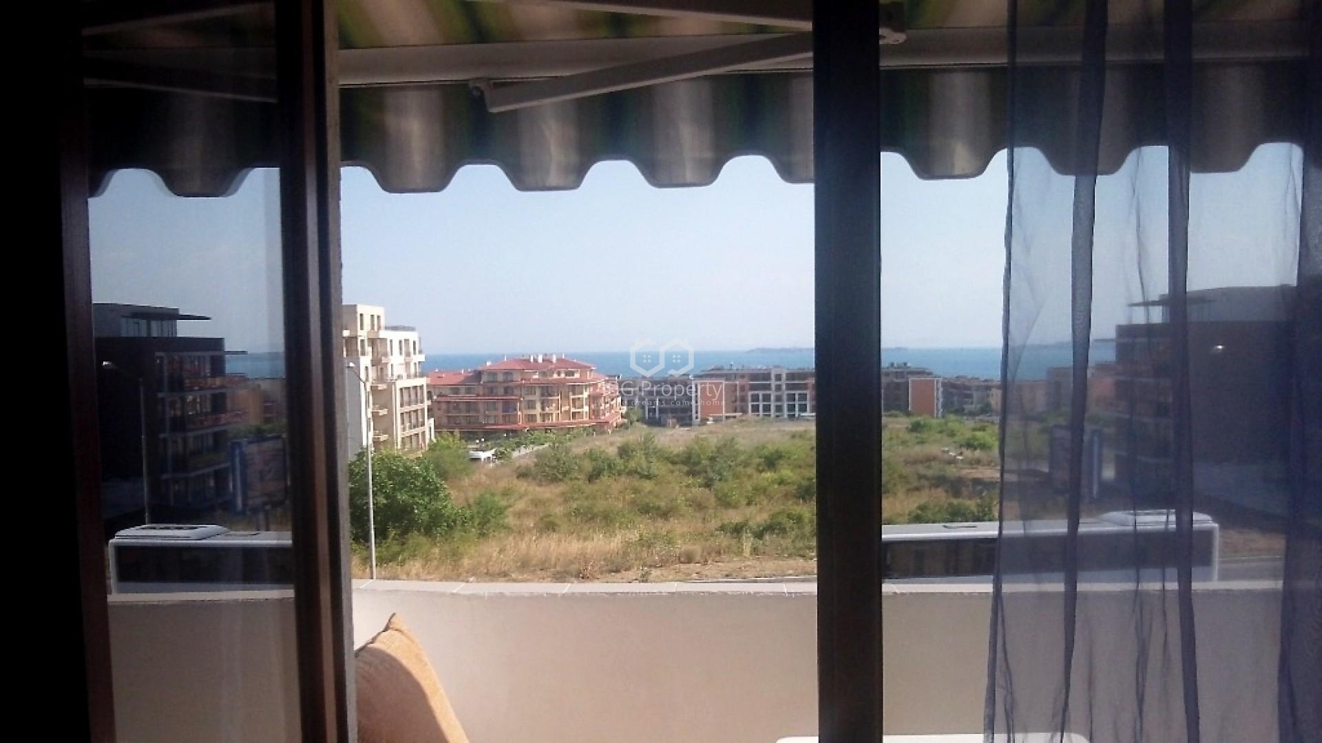 Двустаен апартамент Свети Влас 58 m2