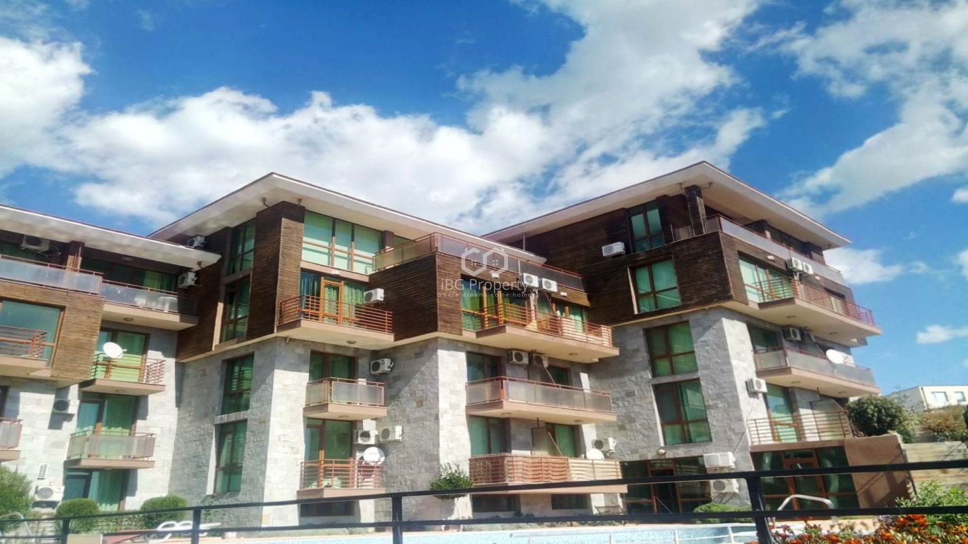 Двустаен апартамент Кошарица 63 m2