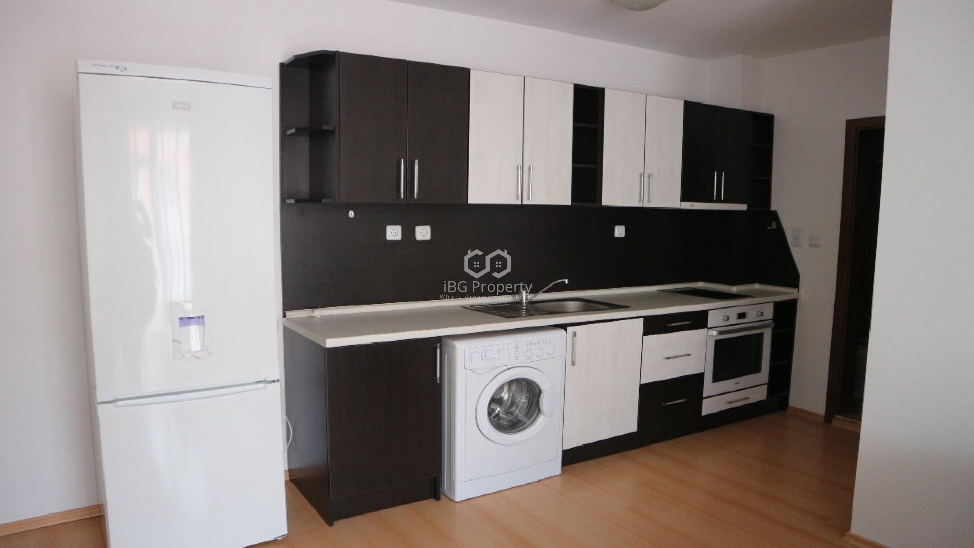 Двустаен апартамент Слънчев Бряг 76 m2