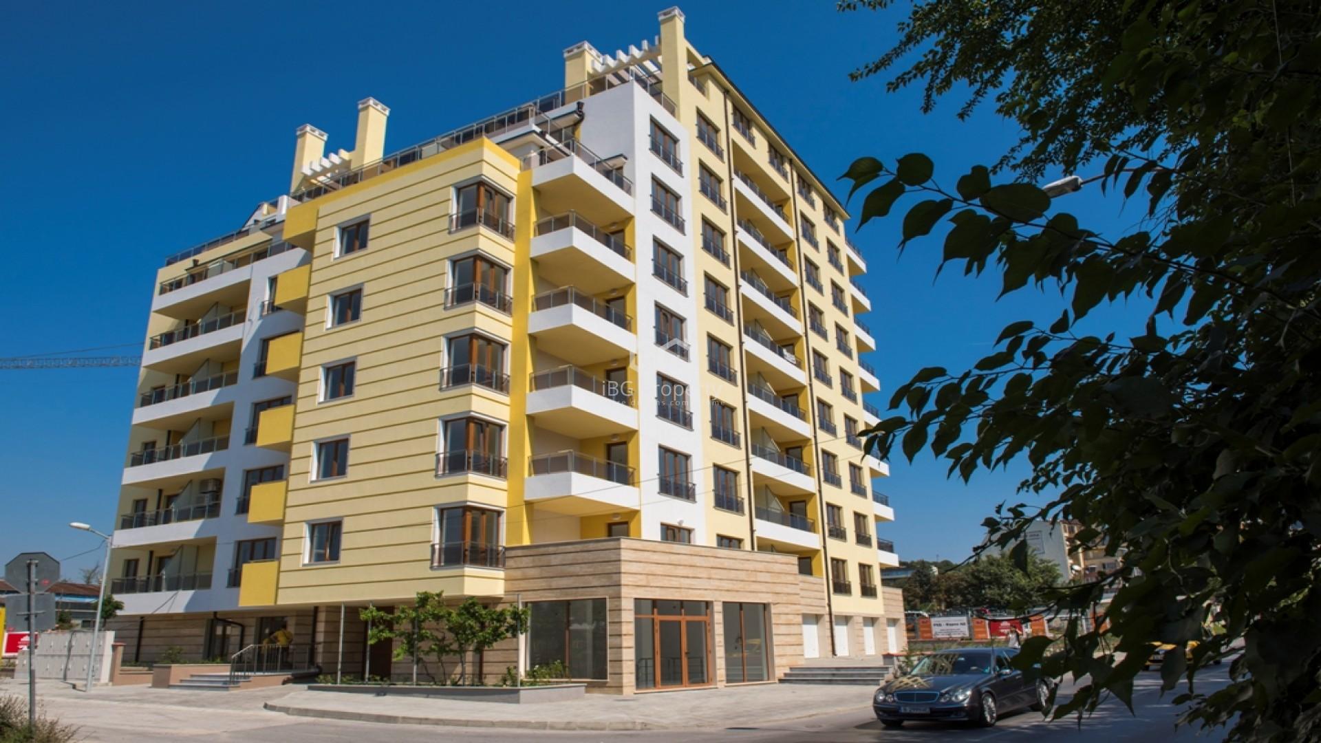 Двустаен апартамент Победа Варна 72,26 m2