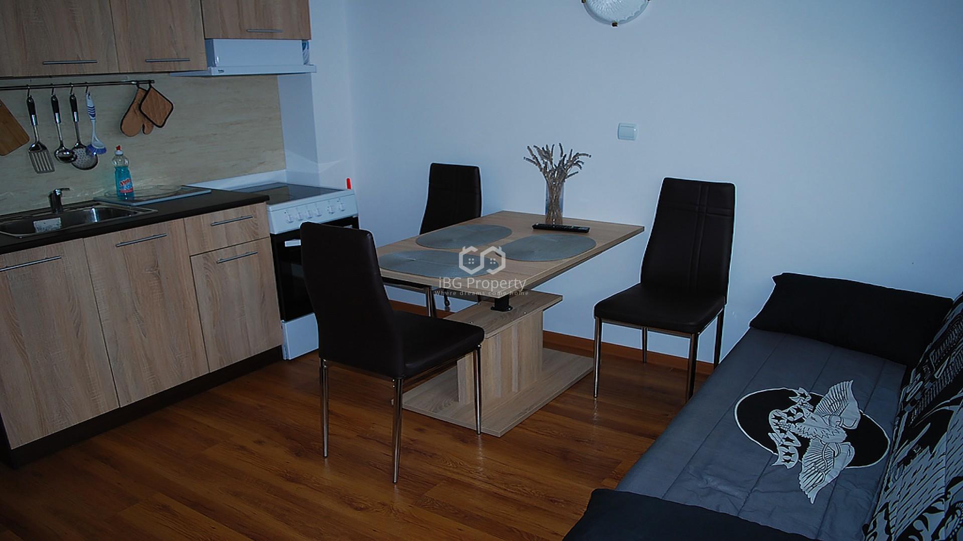 Eдностаен апартамент Слънчев Бряг 35 m2