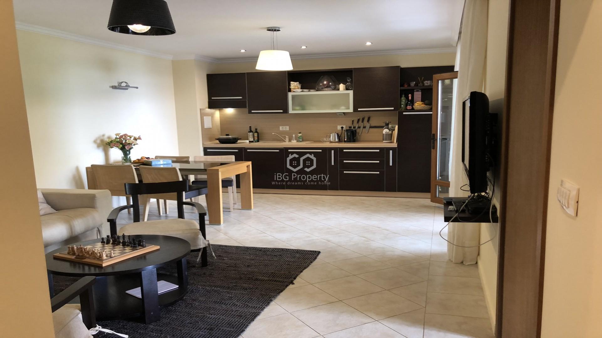 Двустаен апартамент Созопол 90,58 m2