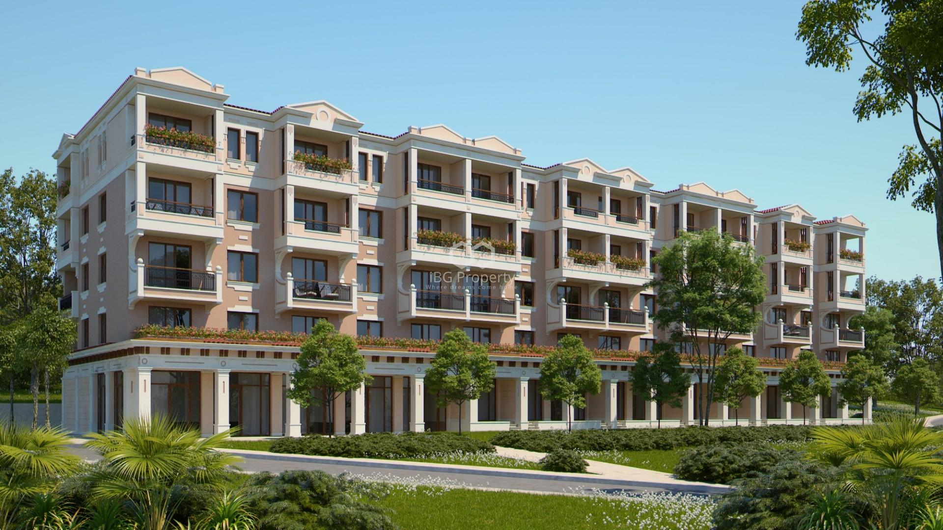 Двустаен апартамент Созопол 60,36 m2