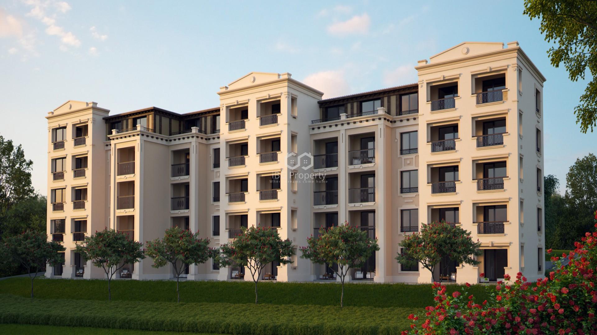 Двустаен апартамент Созопол 55,28 m2