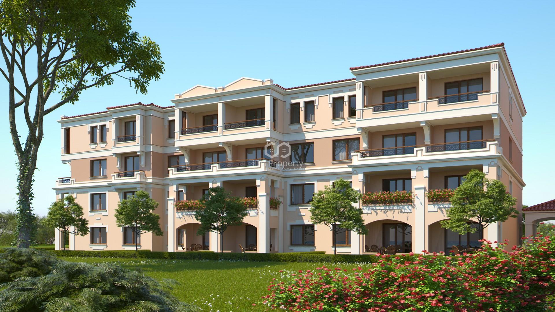 Двустаен апартамент Созопол 48,27 m2