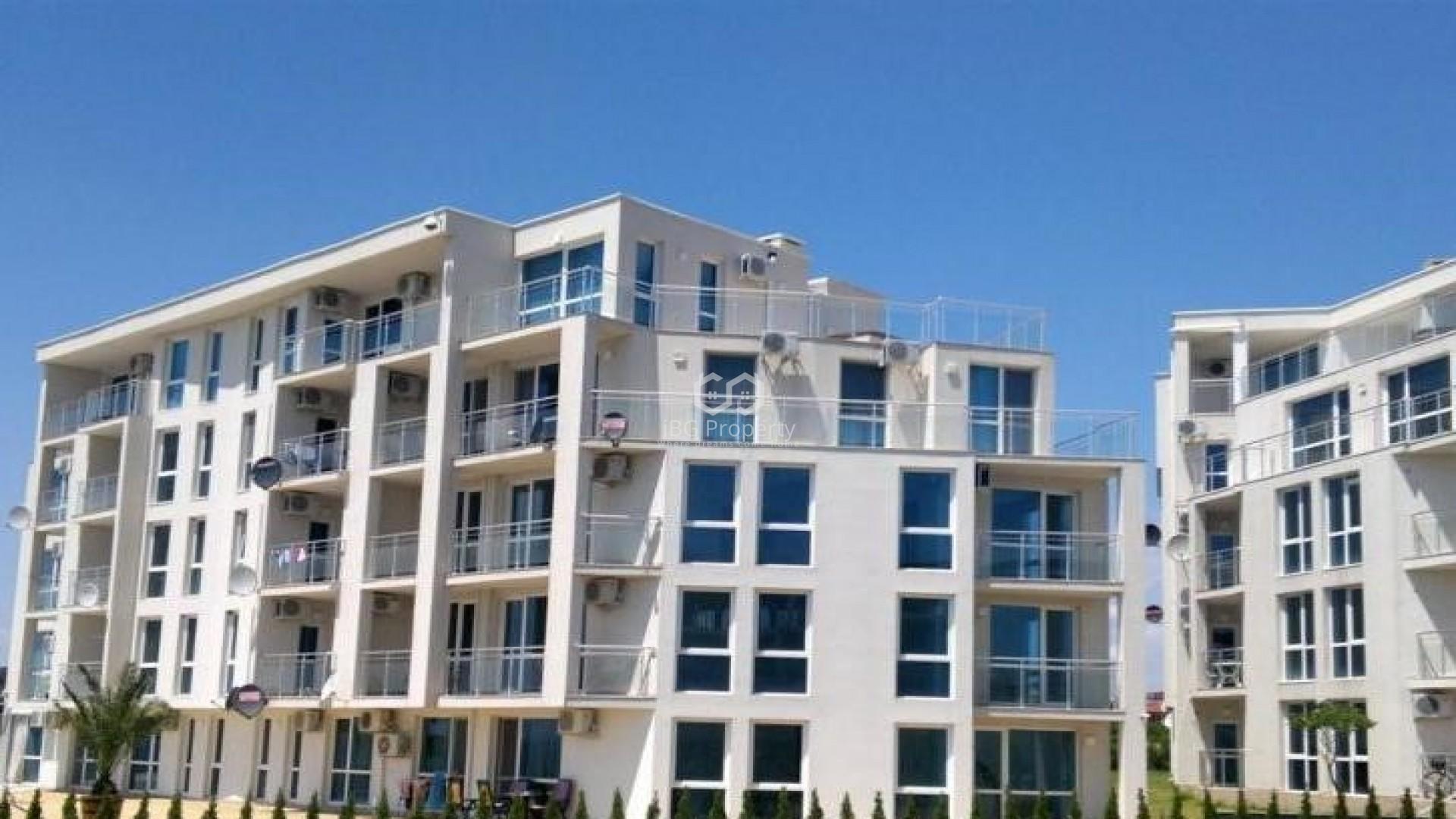 Двустаен апартамент Сарафово Бургас  59,42 m2