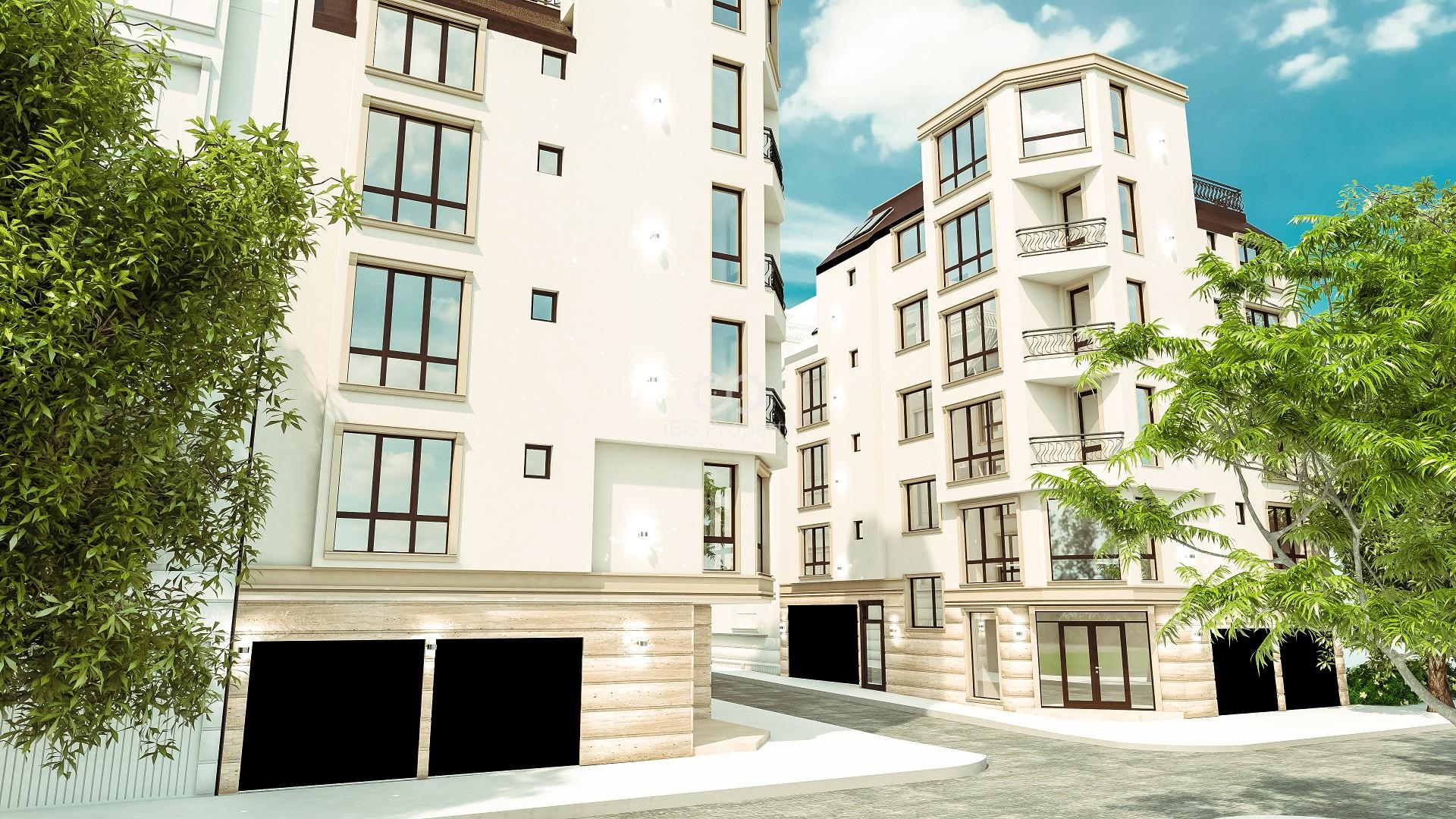 Тристаен апартамент Колхозен пазар Варна 72,12 m2