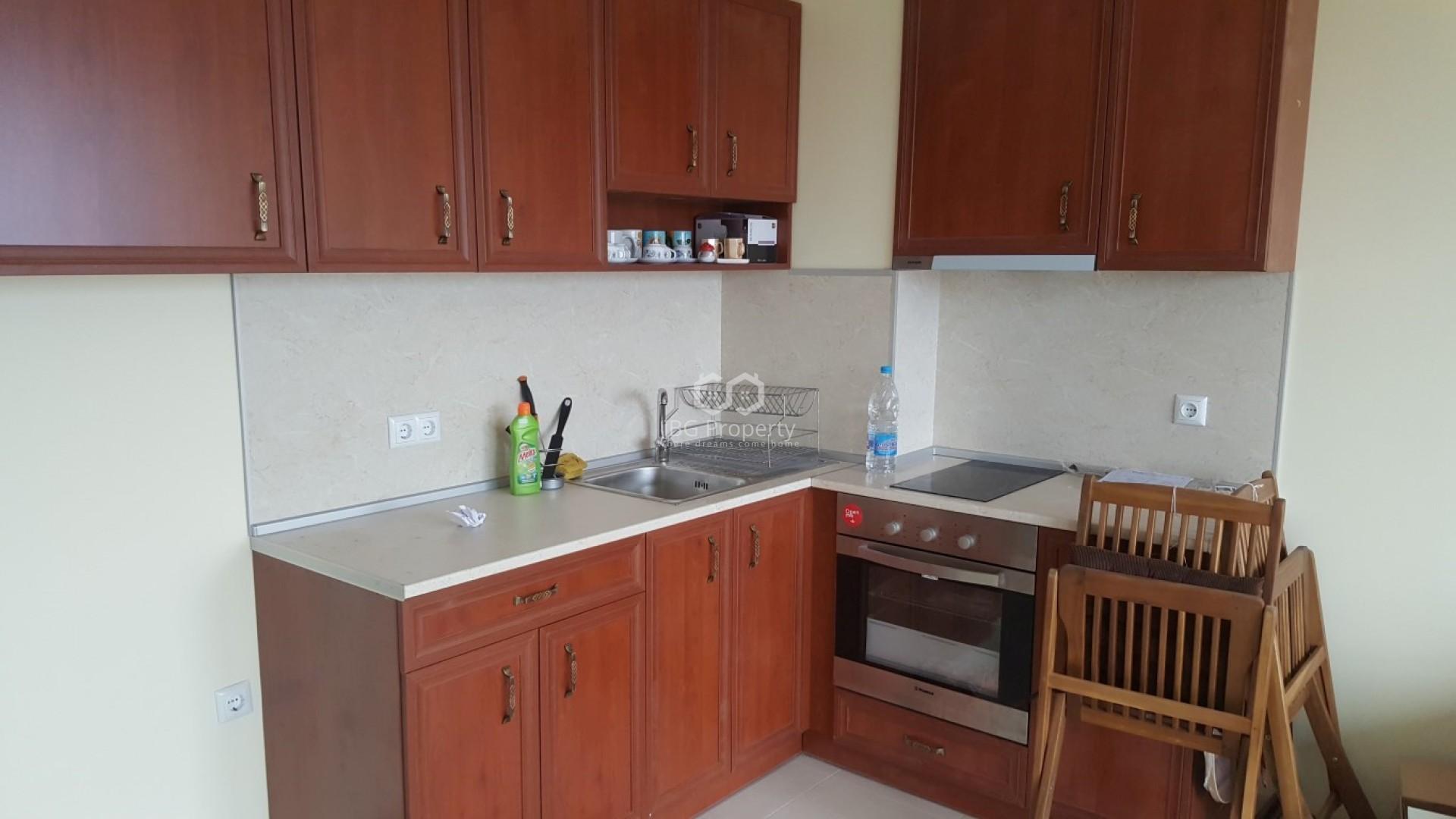 Двустаен апартамент Виница Варна  61,70 m2