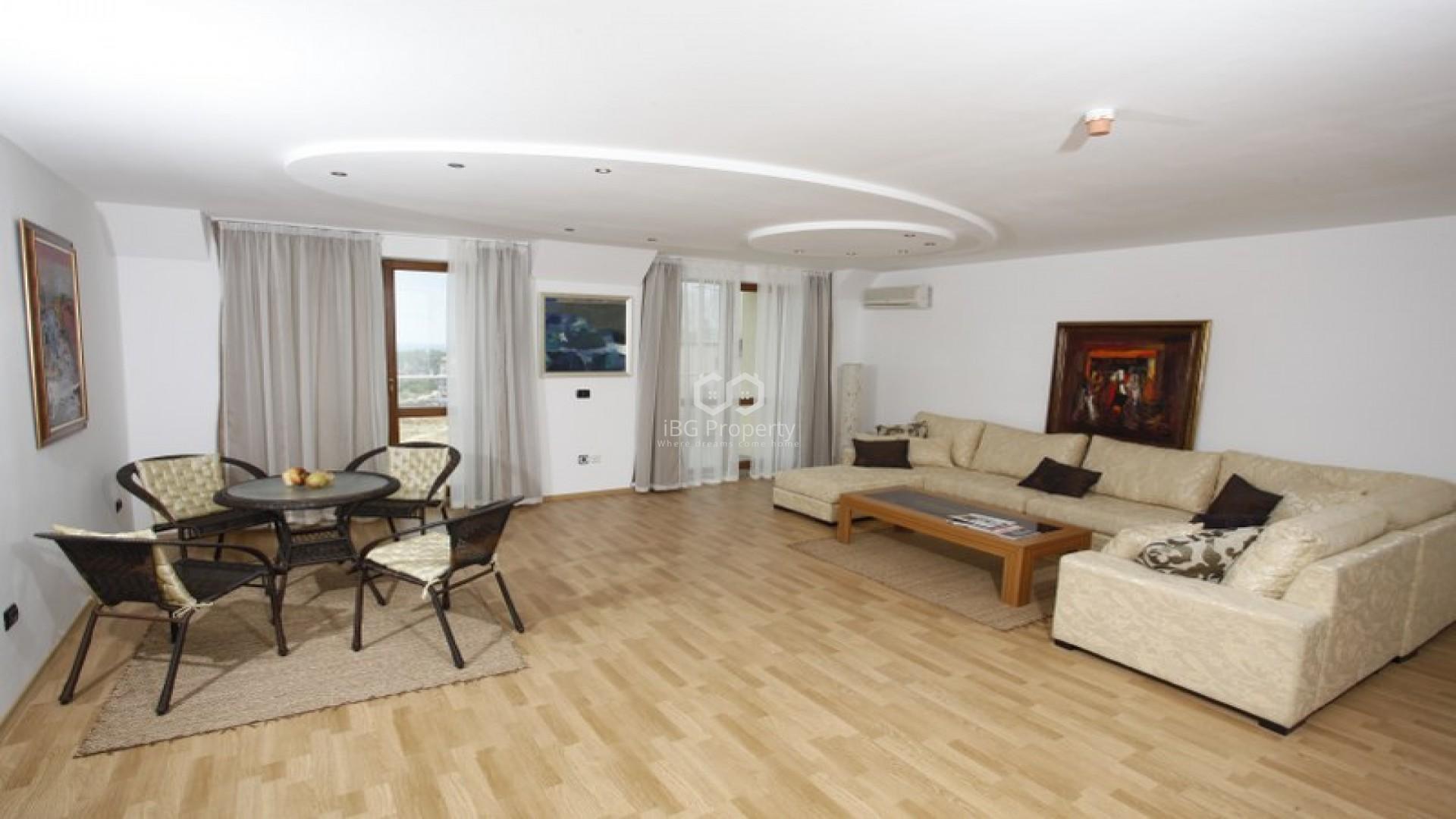 ЕКСКЛУЗИВНО ПРЕДЛОЖЕНИЕ! Двустаен апартамент Бяла 143 m2