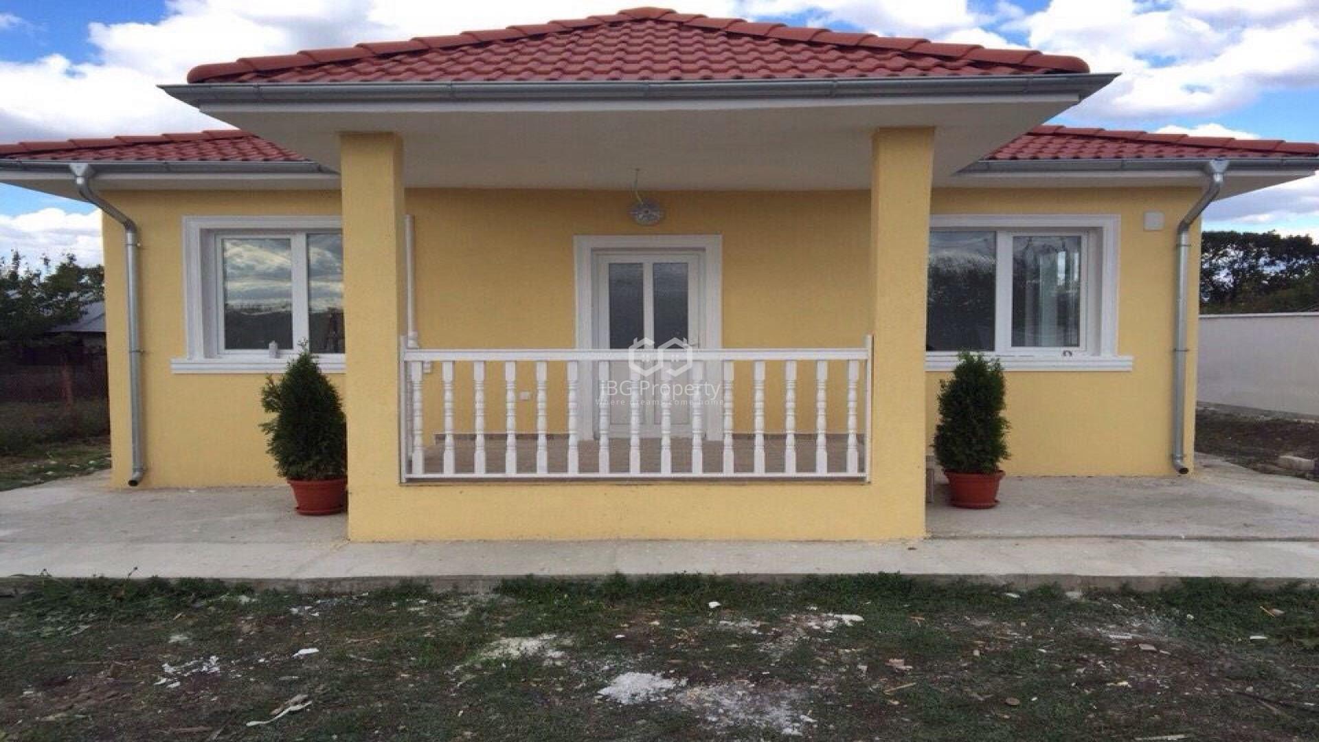 Къща с. Тръстиково 80 м2