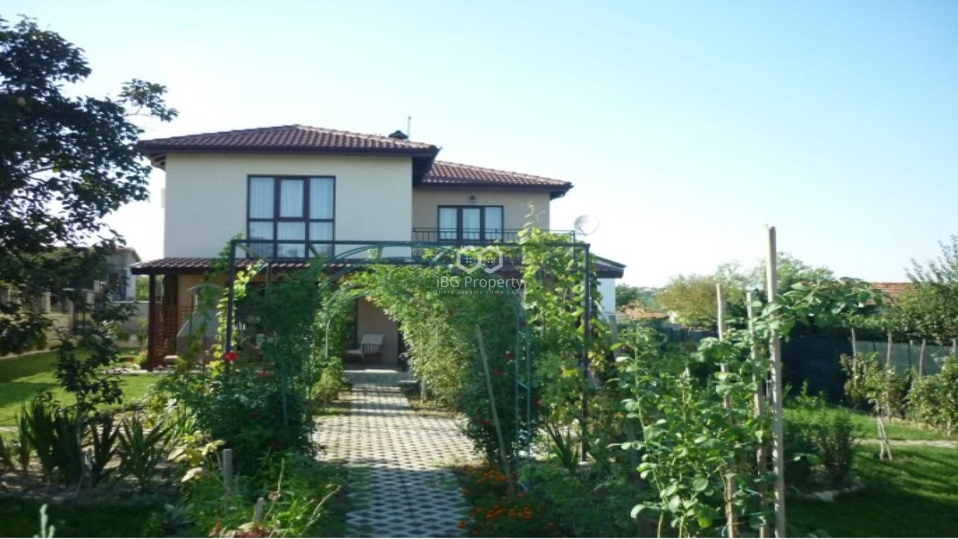 Къща село Близнаци 161 кв.м.