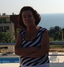 Галина Питкевич - пенсионерка, гр. Москва